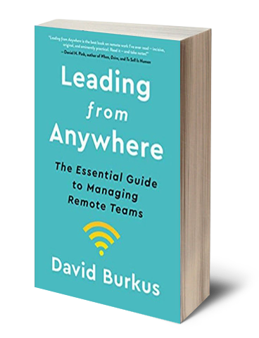 Book by Dr. David Burkus