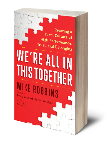 Book by Mike Robbins